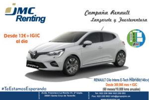 RENAULT Clio Intens E-Tech Híbrido 104 Kw (140cv)